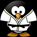 judo-penguin-nero