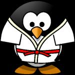 judo-penguin-rossa