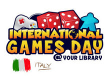 international games day at your library Italia